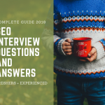 SEO Interview Questions and Answers (COMPLETE GUIDE 2018)